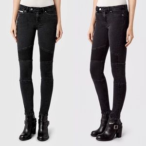 All Saints Biker Jeans